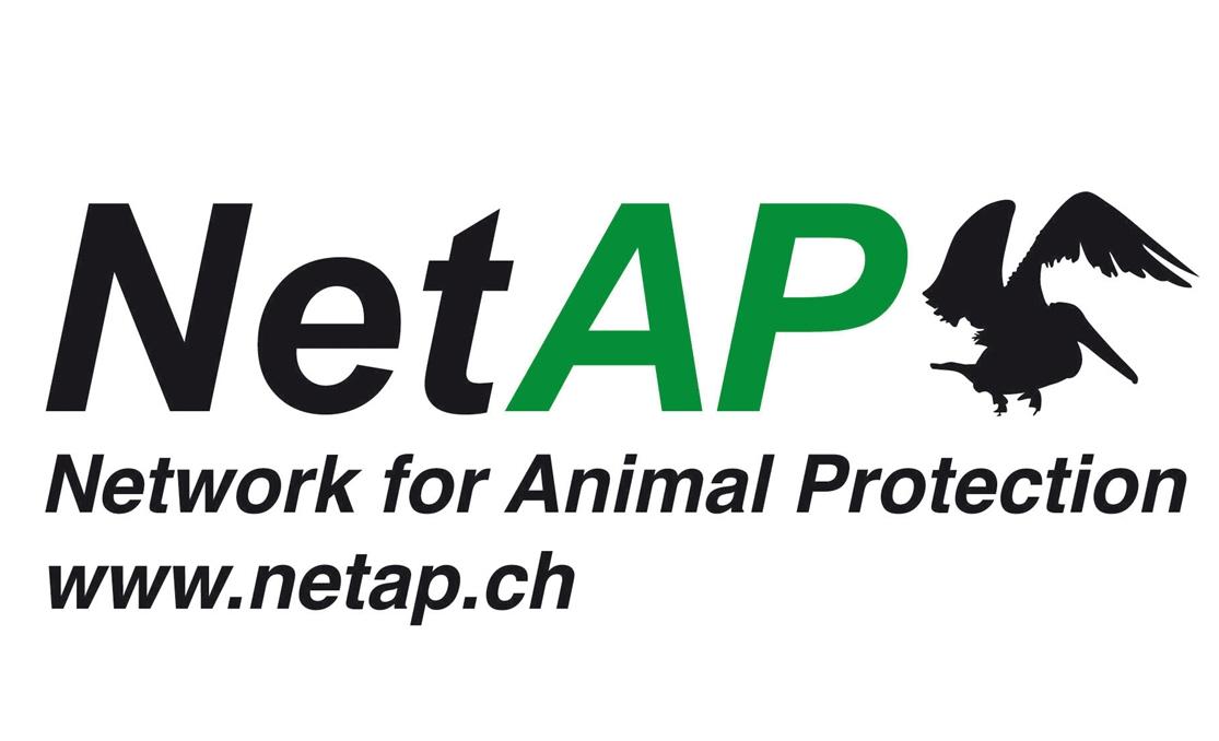 Logo NetAP – Network for Animal Protection